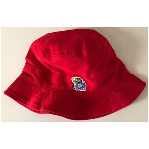 Other - KU Jayhawks University of Kansas Baby Bucket hat